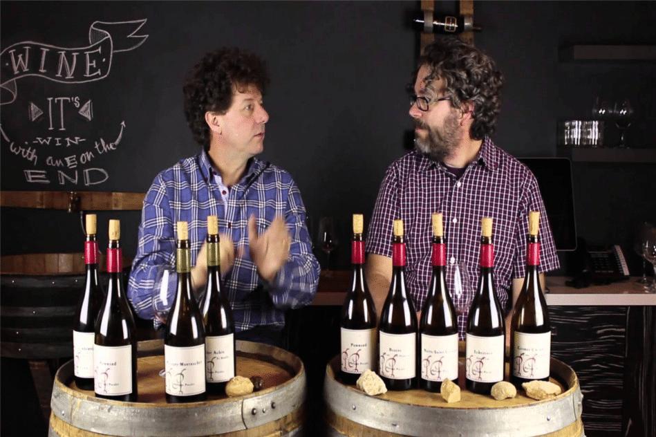 Philippe pacalet vinificateur